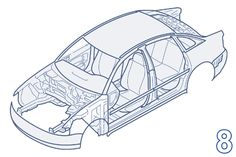 Used Audi Parts Diagram Montreal Used audi parts montreal